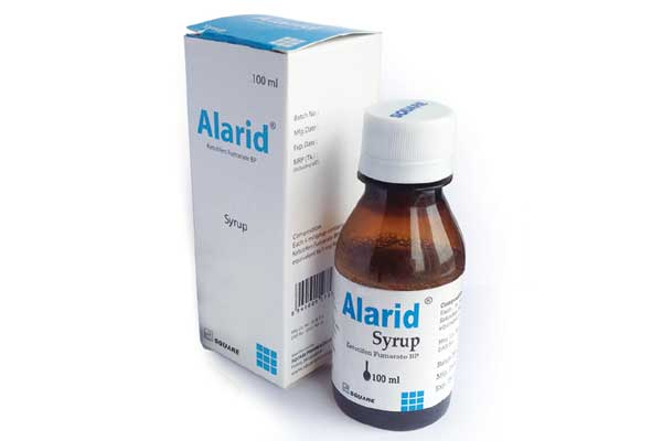 Alarid<sup>®</sup> Eye Drops