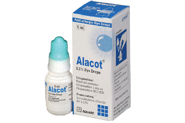 Alacot<sup>®</sup> Eye Drops