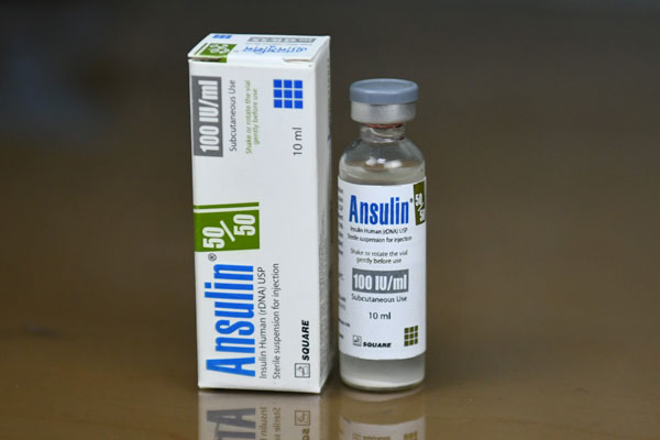 Ansulin<sup>®</sup> Vial