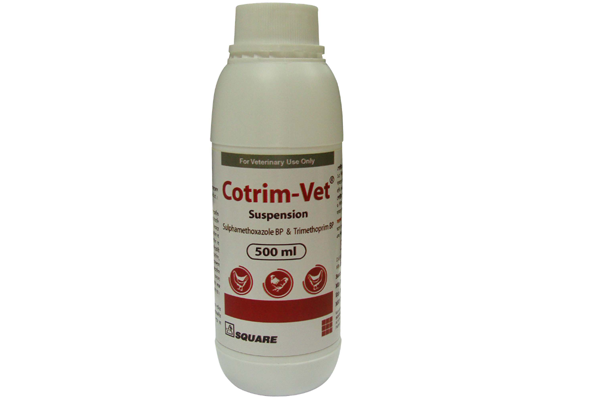Cotrim-Vet<sup>®</sup> Suspension