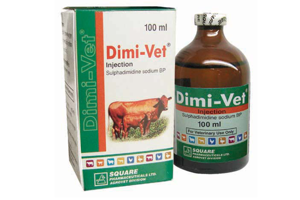 Dimi-Vet<sup>®</sup> Injection