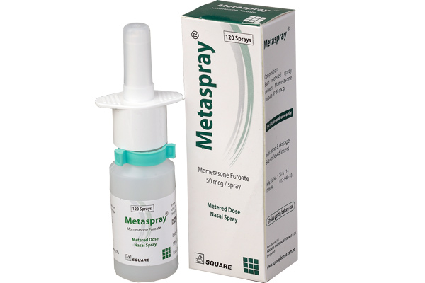 Metaspray Nasal Spray<sup>&reg;</sup>