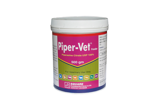 Piper-Vet<sup>®</sup> Powder