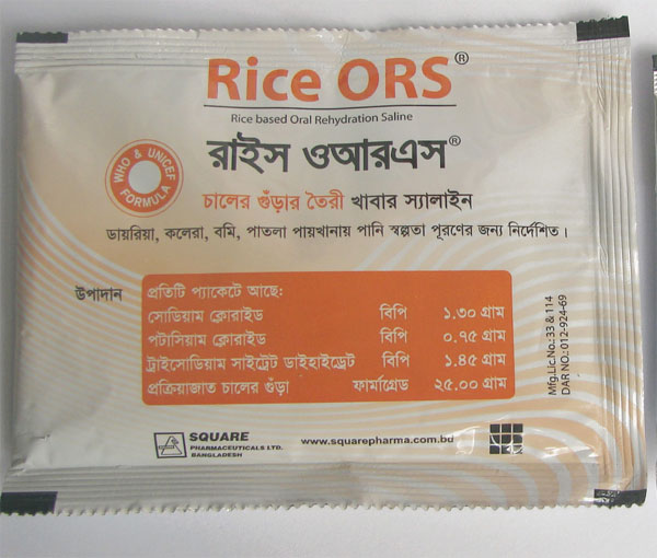 Rice ORS<sup>®</sup>