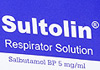 Sultolin Respirator Solution<sup>&reg;</sup>