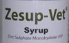 Zesup-Vet<sup>®</sup> Syrup
